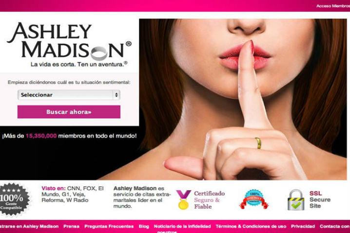 El hackeo de Ashley Madison deja al descubierto a millones de adúlteros