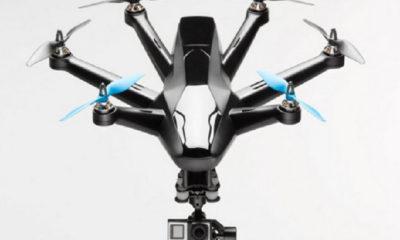 uso de drones