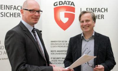 G DATA se asocia con los bancos alemanes G4C para combatir el malware financiero 62