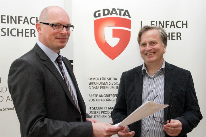 G DATA se asocia con los bancos alemanes G4C para combatir el malware financiero 52