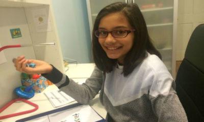 Una niña de 11 años vende contraseñas seguras por 2 dólares 46