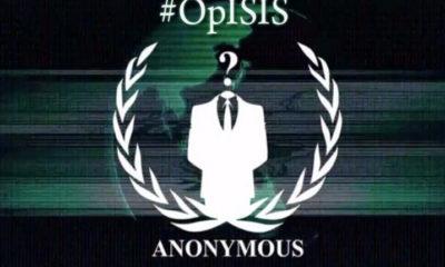 """Anonymous renueva la """"ciberguerra"""" contra ISIS tras los atentados de París 51"""
