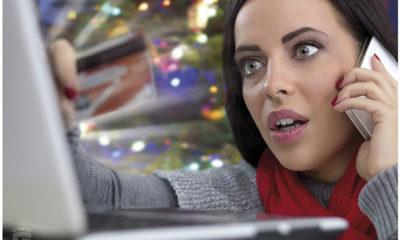 ciberestafas en Navidad