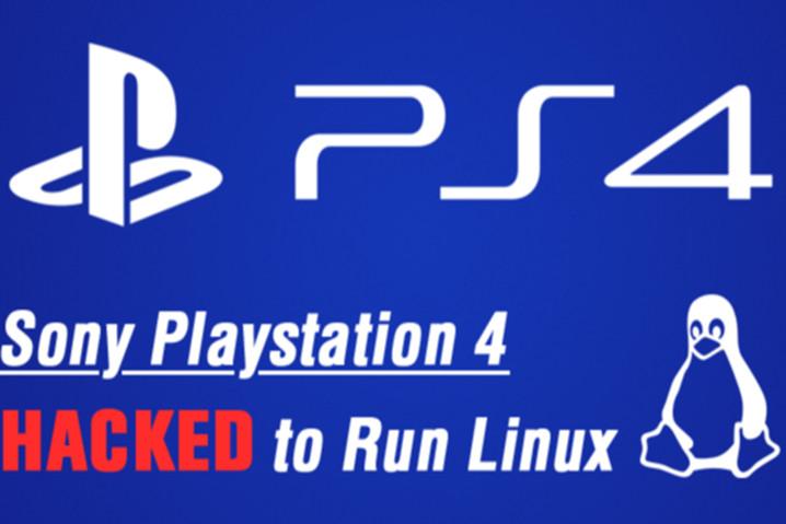 Hackean PS4 y corren un Linux completo 49