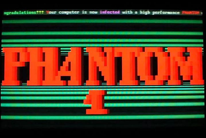 Archive.org abre un museo para mostrar malware de los 80 y 90