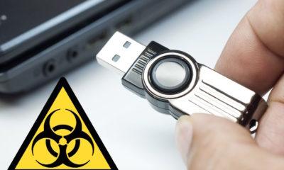 Cuidado con las unidades USB, un nuevo troyano puede comprometer los datos