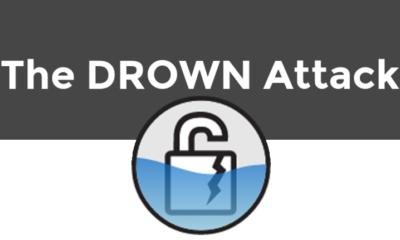 DROWN, el ataque que ha puesto en jaque a la criptografía