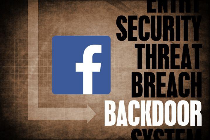 Un hacker consiguió instalar una puerta trasrea en Facebook