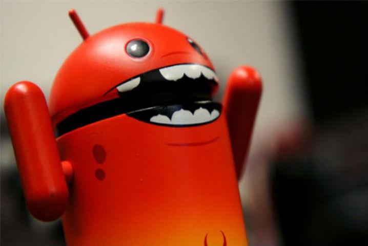 Un nuevo tipo de malware consigue secuestrar los datos de tu móvil
