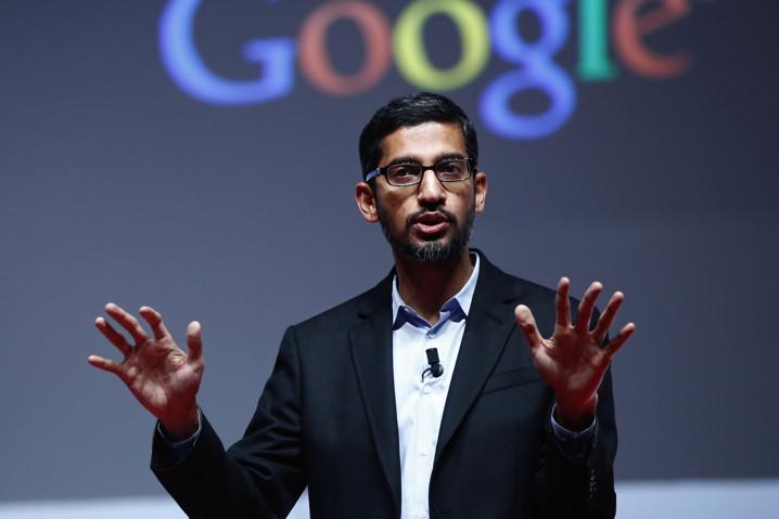 La cuenta de Quora del CEO de Google ha sido hackeada