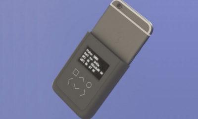 Edward Snowden diseña una carcasa para bloquear intrusiones en un iPhone