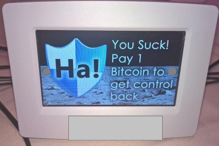 Ni los termostatos se libran del ransomware
