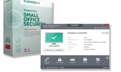 Kaspersky presenta la última versión de Small Office Security 85