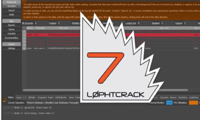 L0phtCrack 7
