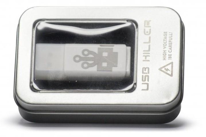 """USB Killer 2.0 ya está a la venta para """"matar"""" cualquier PC en segundos"""