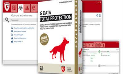 G DATA añade un administrador de contraseñas a su Total Protection 68