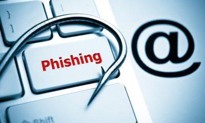 Aprende a detectar los 5 mayores señuelos del phishing por email