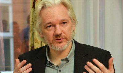 Ecuador ha cortado el acceso a Internet de Julian Assange