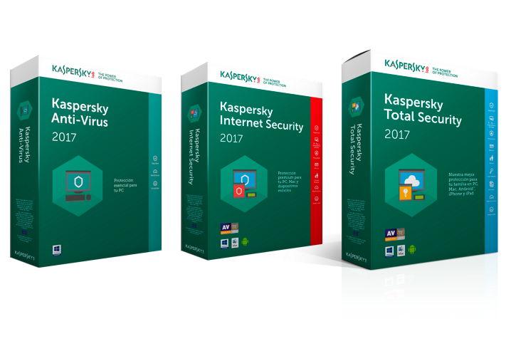 Kaspersky ha presentado las últimas versiones de sus soluciones para consumo
