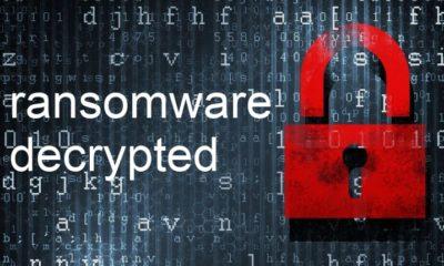 Aprende a descifrar los ficheros afectados por el ransomware CrySiS