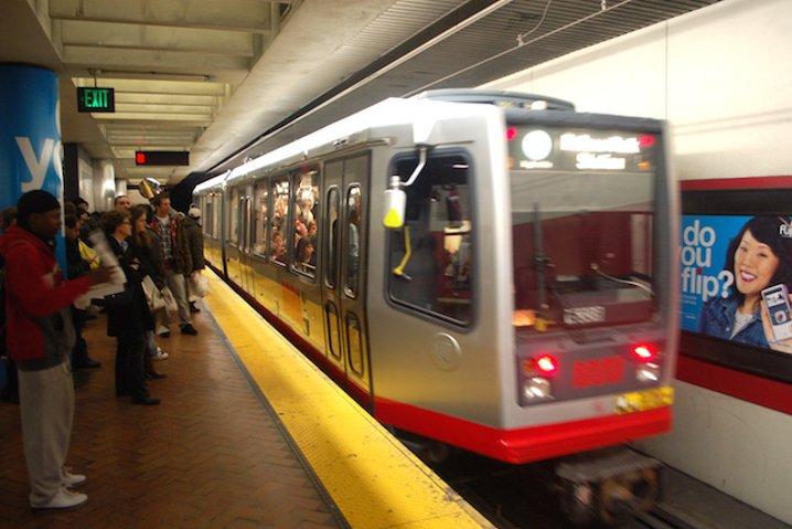 Un ransomware la lía en el metro de San Francisco permitiendo viajes gratis