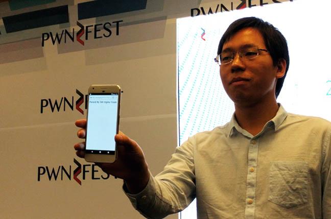Google Pixel hackeado por el equipo chino Qihoo 360