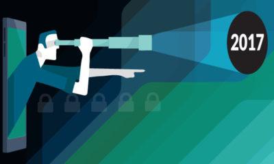 Predicciones sobre la seguridad móvil en las empresas para 2017