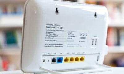 routers domesticos