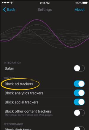 Lo que muestra Mozilla sobre la recolección de datos en Firefox para iOS