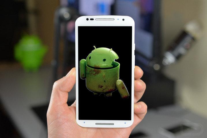 Descubierto malware preinstalado en 36 smartphones Android famosos