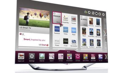 Las SmartTVs de LG son las primeras con certificado contra ciberataques