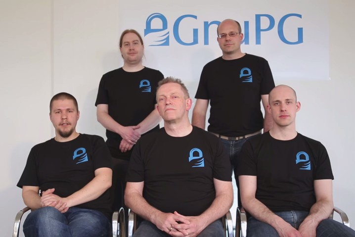 GnuPG inicia una campaña para conseguir fondos y garantizar su correcto mantenimiento