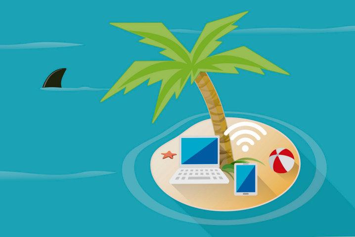 G DATA avisa: El cibercrimen no se toma vacaciones en verano