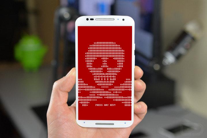 LeakerLocker es un ransomware para Android que filtra información privada del usuario