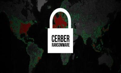 El ransomware Cerber roba ahora contraseñas del navegador y datos de carteras de Bitcoin