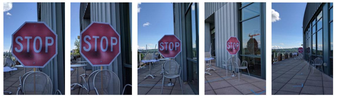 Señal de Stop con grafitis