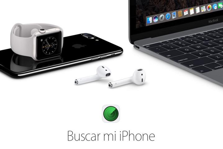 """Utilizan la característica """"Buscar mi iPhone"""" para bloquear ordenadores Mac"""