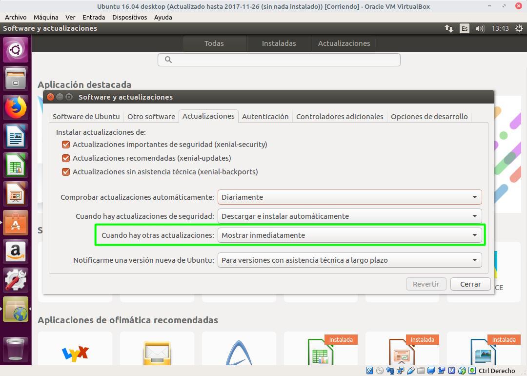 Cómo configurar las actualizaciones de seguridad en Ubuntu 16.04