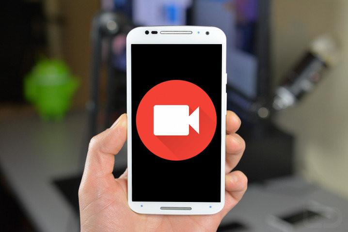 Android graba sonido y pantalla