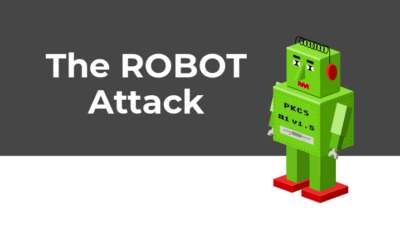 ROBOT es una variación de una vulnerabilidad que lleva 19 años presente en RSA