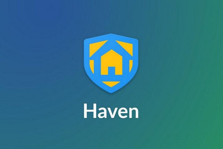 Haven permite crear un sistema de seguridad utilizando dos smartphones Android