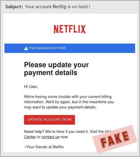 01 Phishing de Netflix