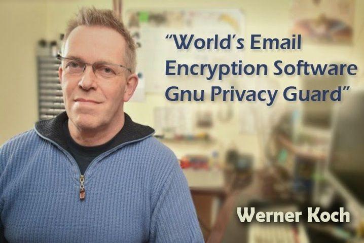 Purism anuncia una alianza con Werner Koch para impulsar el cifrado en los dispositivos Librem