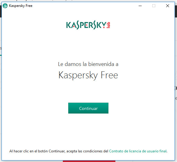 af8c64dbd22 Kaspersky Free Antivirus es una buena alternativa a Windows Defender ...