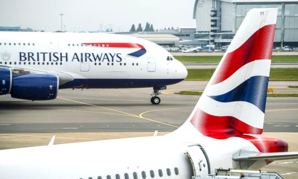 Filtran las tarjetas de crédito de 380.000 clientes de British Airways