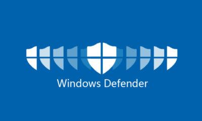 extensión Windows Defender