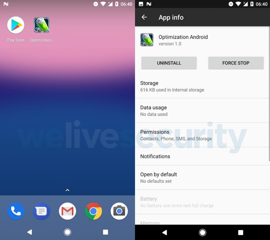 troyano Android roba a usuarios de PayPal