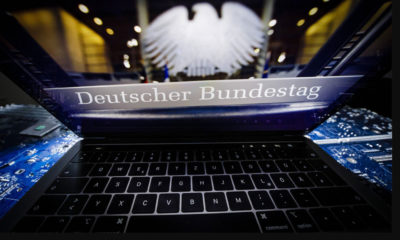 hackeo a políticos alemanes