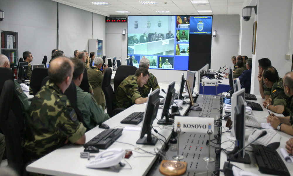 ataque a la red del Ministerio de Defensa