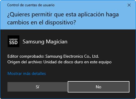 Cómo se gestiona el control de cuentas de usuario en Windows